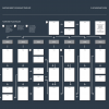 EasyOne Website Flowchart Template