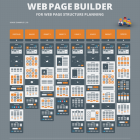 Digital Web Page Builder